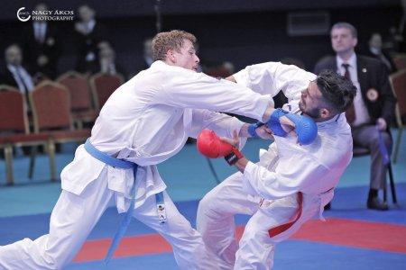Magyar karatés érem az olimpiai kvalifikációs sorozatban
