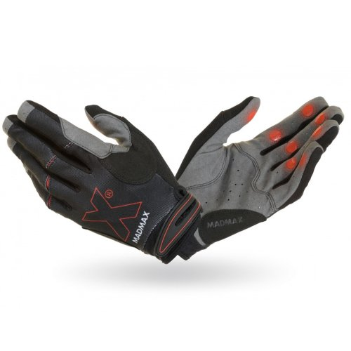 Cross Fit Gloves, Madmax, X Gloves, unisex, Fekete szín, XL size