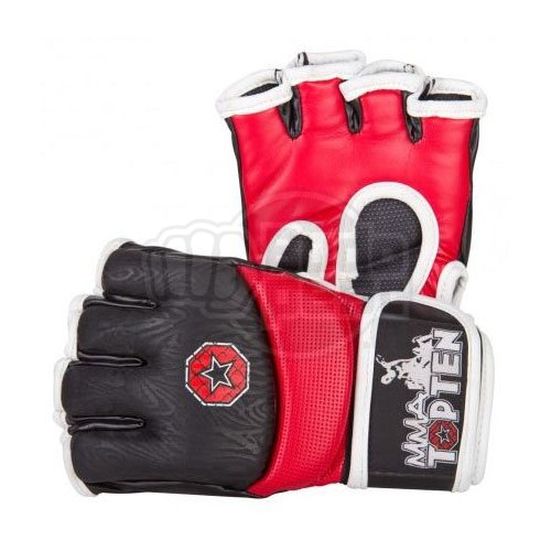 Top Ten MMA Gel Gloves, M méret