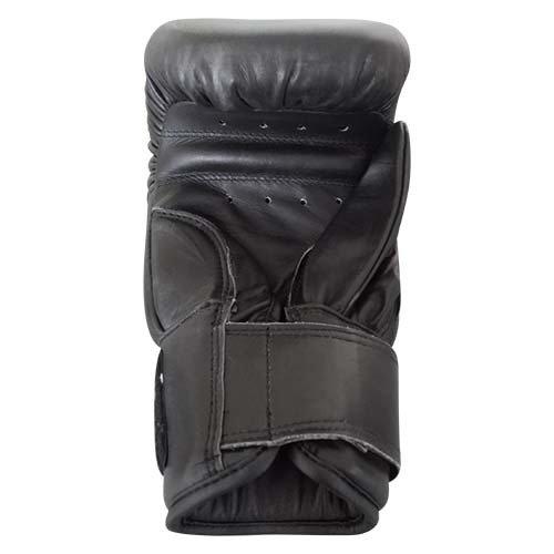 Bag Gloves, Saman, Professional, leather, black