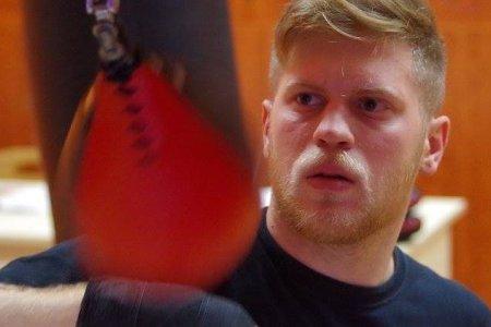 Veres Alex remekelt a kick-box Európa-kupán