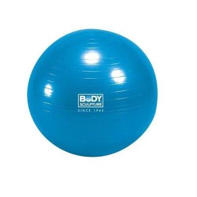 Gym labda, 75 cm, kék