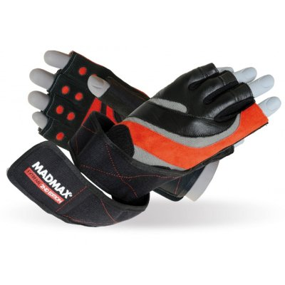 Fitness Gloves, Madmax, Extreme 2nd edition, for men