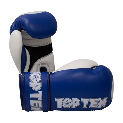 Boxing gloves, Top Ten, Star XLP, blue