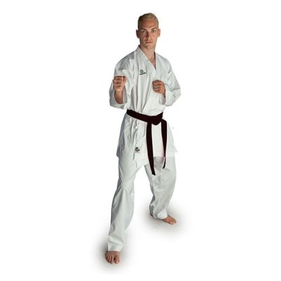 Karate ruha, Hayashi, WKF, Kumite Champion Flex, fehér