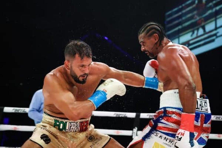 David Haye győzelme után kihívta Tyson Furyt