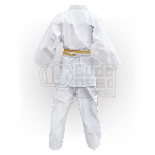 Judo uniform, Saman, Beginner, white, 160 cm size