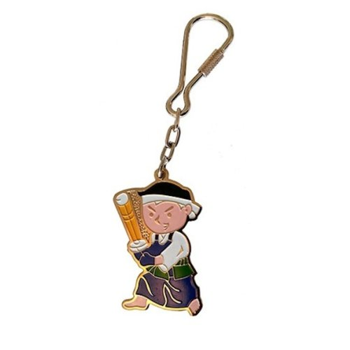 Kulcstartó, Kendo, fém