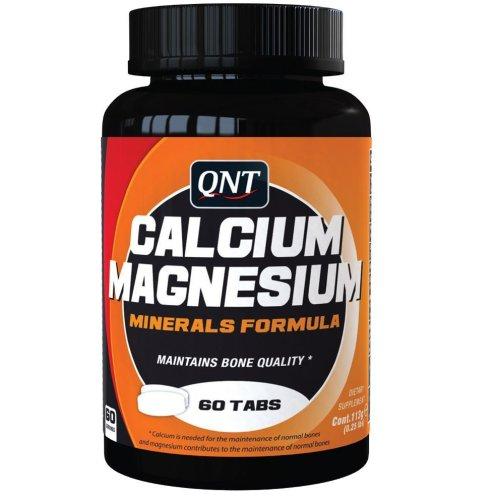 QNT Calcium & Magnesium, 60 tabs