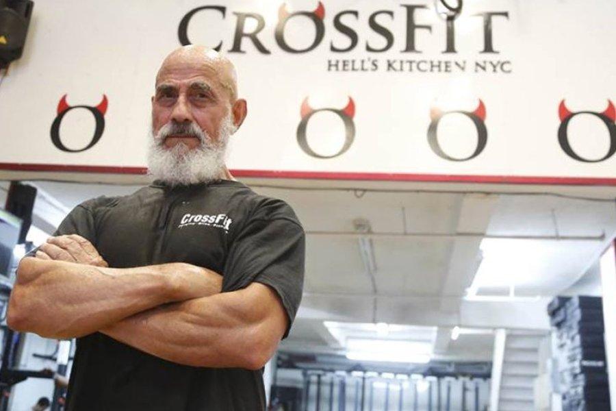Jacinto Bonilla, a 78 éves CrossFites