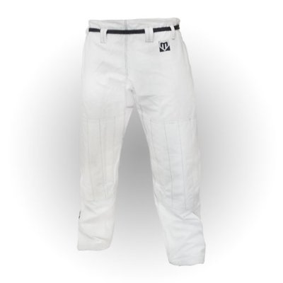 Ju-Jitsu nadrág, Saman, Ripstop, 10 oz, fehér