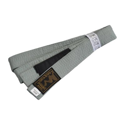 BJJ Belt, for Children, grey