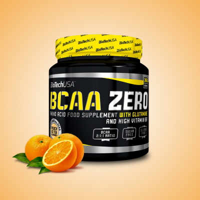Biotech, BCAA Zero Amino Acid, 360 g, Orange