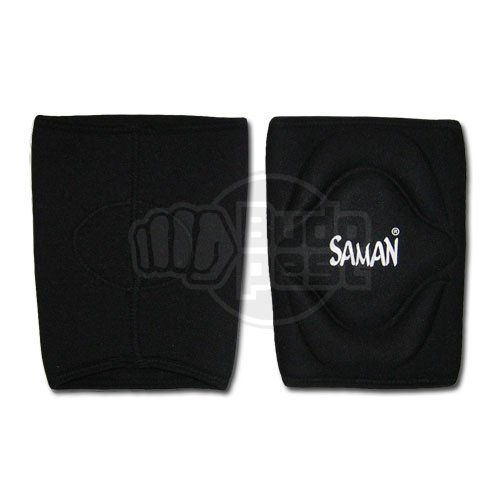 Knee pad, Saman, Neoprene, black