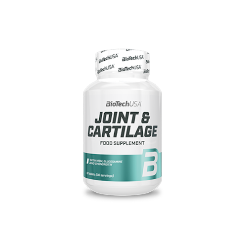 Biotech, Joint & Cartilage, ízületvédő, 60 tabletta