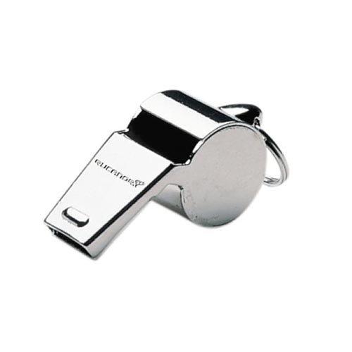 Whistle, metal, nagy size
