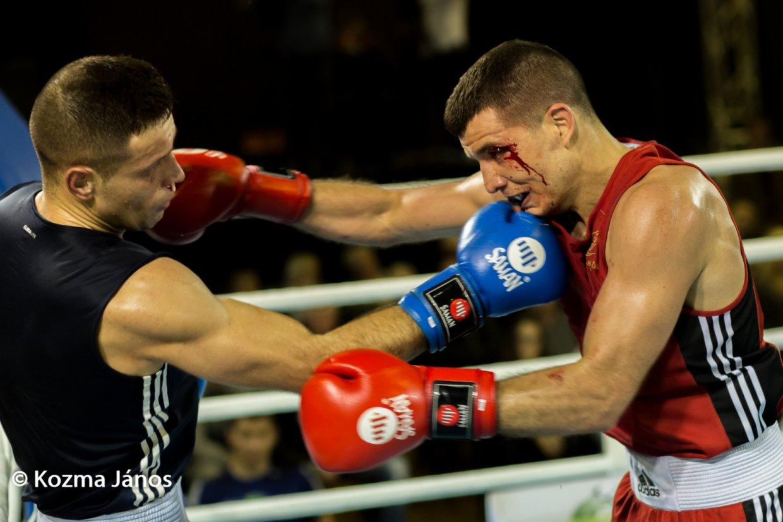 Saman bokszkesztyűkben mérkőzött a magyar ökölvívás elitje
