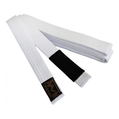 BJJ Belt, for Children, white, 220 méret
