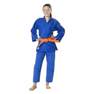 Judo uniform, DAX, Kids, 450g, blue