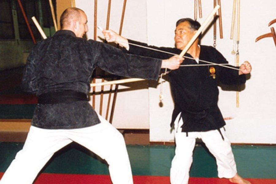 A Matayoshi Kobudo története és technikái
