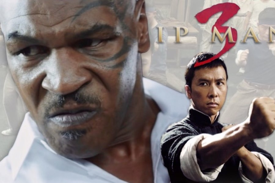 Ip Man 3 - Tyson és Bruce Lee együtt a vásznon