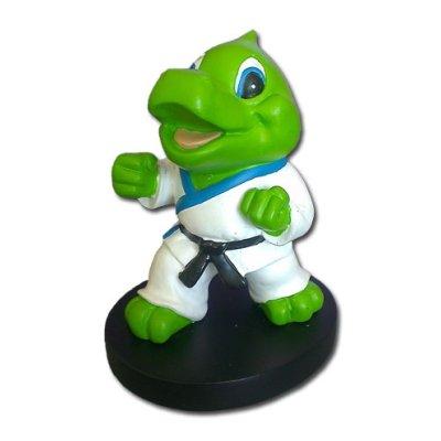 Szobor, Karate sárkány