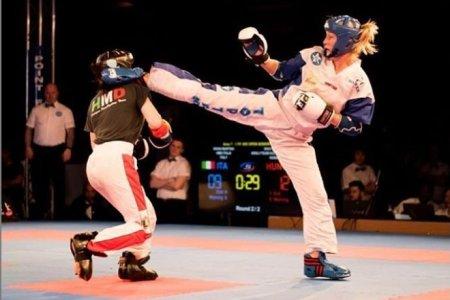 Remekeltek a magyar hölgyek a kick-box világkupán