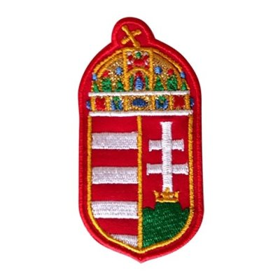 Patch, Hungarian crest