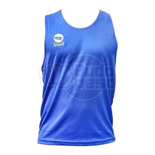 Boxing Vest, Saman, Competition, blue, L size