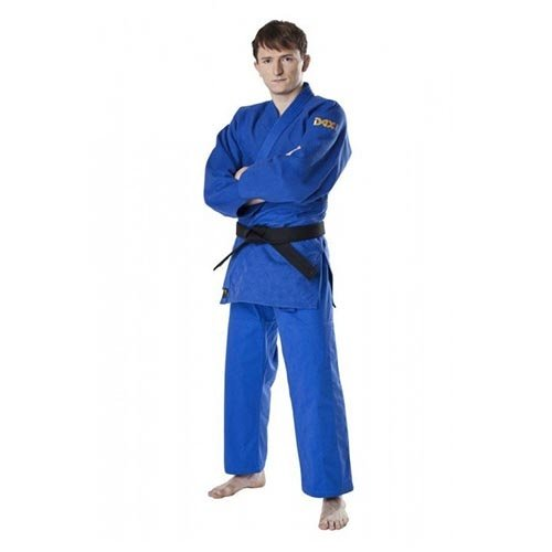 Judo uniform, DAX, Tori Gold, blue, 160 cm méret