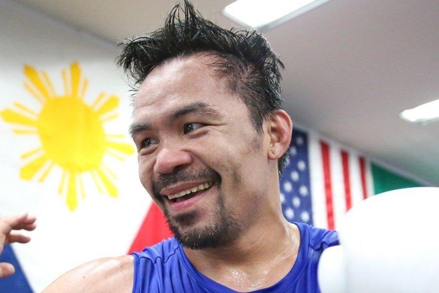 Manny Pacquiao napi 4-5 óra edzéssel tartja magát formában