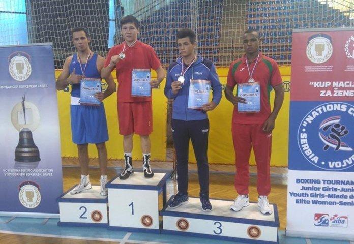 Ezüst- és bronzérmesek Szabadkán
