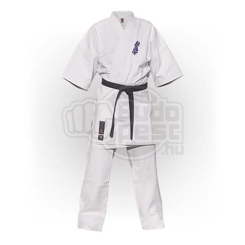 Kyokushin Karate ruha, Saman, Elite Uniform, fehér