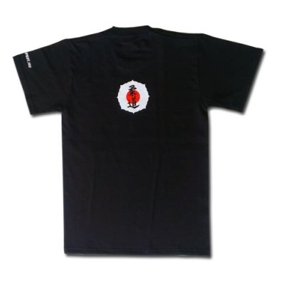 T-shirt, Judo, black, cotton, 164 size