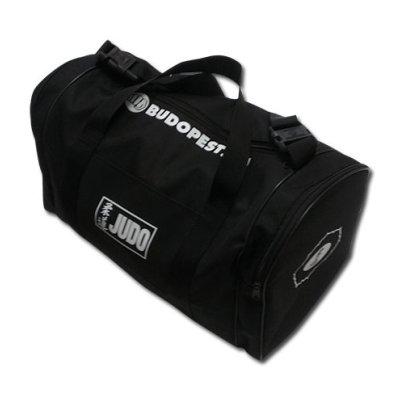 Judo sportbag, Saman, Black, Medium size