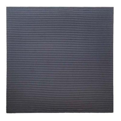 Karate Tatami, 1m*1m*2cm, Professional Double, grey/black