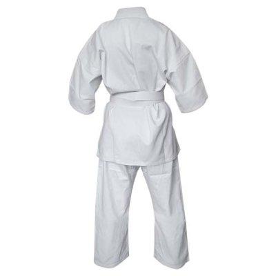 Kyokushin Karate Uniform, Saman, Kyo Phoenix, white, 170 size