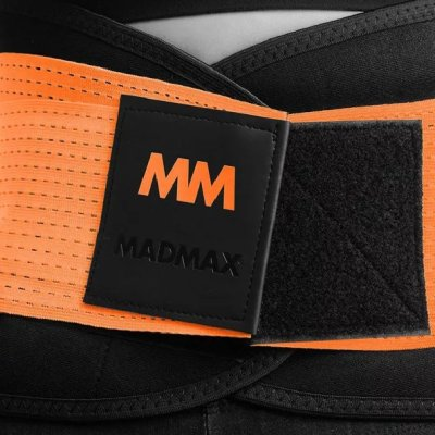 Slimming and support belt, Madmax, pink szín, XL size