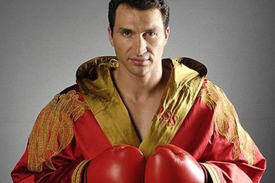 Klitschko új edzőpartnere