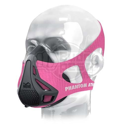 Phantom Training mask Sleeve, pink