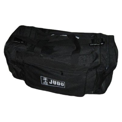 Judo sportbag, Saman, Black, Large size