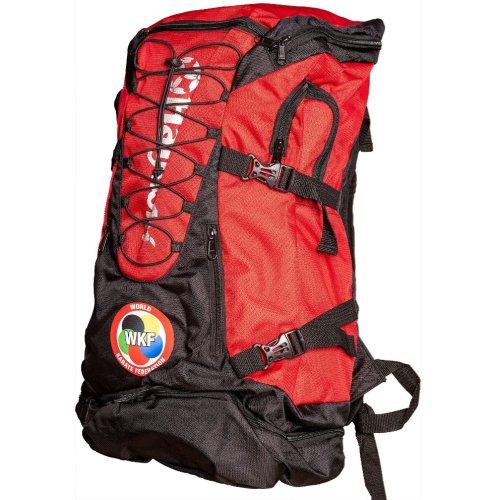 Backpack, Hayashi, Giant WKF, red-black